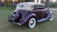 1936 Ford Phaeton 4-Door 221/85 HP, 3-Speed presented as lot F269 at St. Charles, IL 2011 - thumbail image3