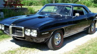 1969 Pontiac Firebird Ram Air IV 400/370 HP, 4-Speed presented as lot F271 at St. Charles, IL 2011 - thumbail image8