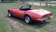 1968 Chevrolet Corvette Convertible 327/350 HP, 4-Speed presented as lot S6 at St. Charles, IL 2011 - thumbail image2