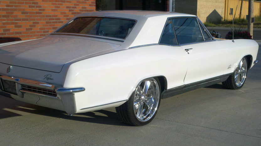 1965 Buick Riviera presented as lot S10 at St. Charles, IL 2011 - image2