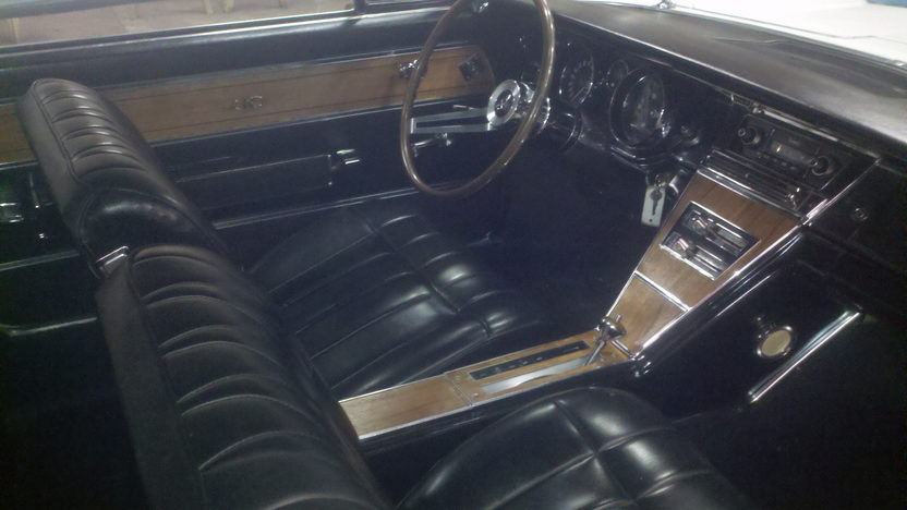 1965 Buick Riviera presented as lot S10 at St. Charles, IL 2011 - image3
