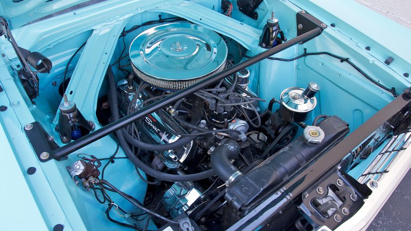 1964 Ford Falcon Sprint Convertible 292 CI, Automatic presented as lot S19 at St. Charles, IL 2011 - image7