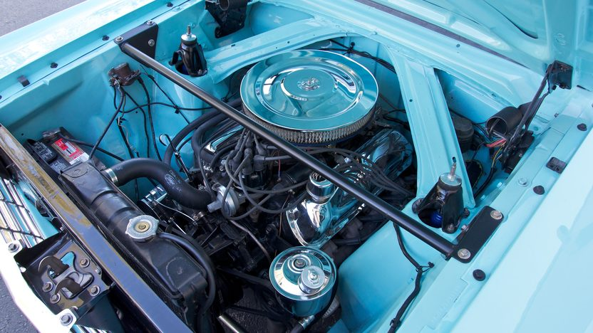 1964 Ford Falcon Sprint Convertible 292 CI, Automatic presented as lot S19 at St. Charles, IL 2011 - image8