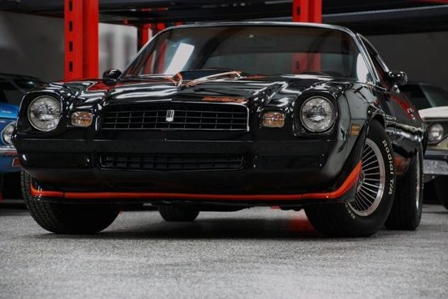 1979 Chevrolet Camaro Z28 350 CI, Automatic presented as lot S21 at St. Charles, IL 2011 - image2