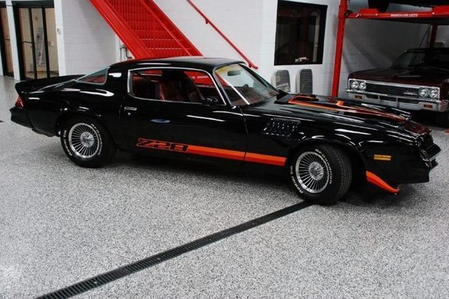 1979 Chevrolet Camaro Z28 350 CI, Automatic presented as lot S21 at St. Charles, IL 2011 - image3