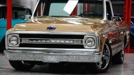 1970 Chevrolet C15 CST Pickup 396/375 HP, Automatic presented as lot S34 at St. Charles, IL 2011 - thumbail image4