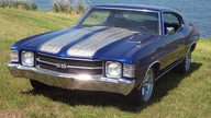 1972 Chevrolet Chevelle Resto Mod 454/450 HP, Automatic presented as lot S35 at St. Charles, IL 2011 - thumbail image3