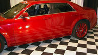 2008 Chrysler 300 SRT Sedan 5.7L HEMI, Automatic presented as lot S44 at St. Charles, IL 2011 - thumbail image4