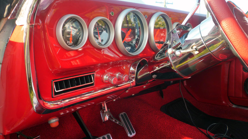 1966 Plymouth Belvedere 2-Door Hardtop 383/400 HP, Automatic presented as lot S63 at St. Charles, IL 2011 - image2