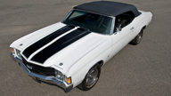 1972 Chevrolet Chevelle SS Convertible 454 CI, 4-Speed presented as lot S72 at St. Charles, IL 2011 - thumbail image4