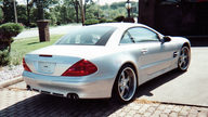 2005 Mercedes-Benz SL500 780 Actual Miles presented as lot S74 at St. Charles, IL 2011 - thumbail image2