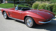 1962 Chevrolet Corvette Convertible 327 CI, 4-Speed presented as lot S75 at St. Charles, IL 2011 - thumbail image3