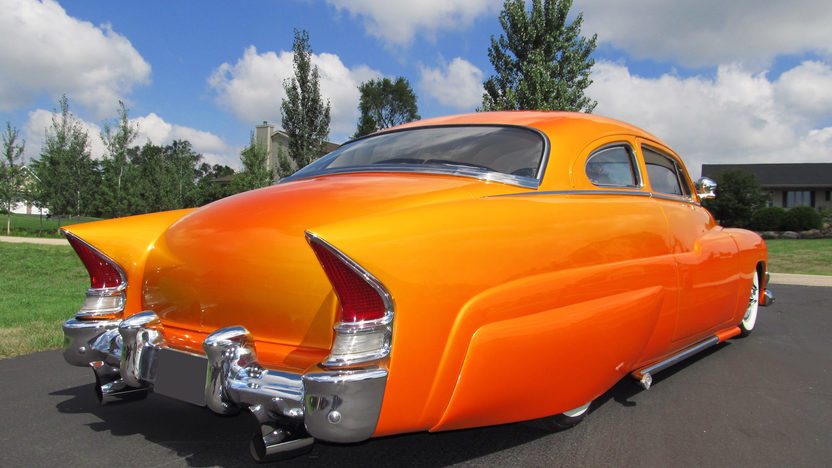 1951 Mercury  Coupe 350/330 HP, Automatic presented as lot S226 at St. Charles, IL 2011 - image2