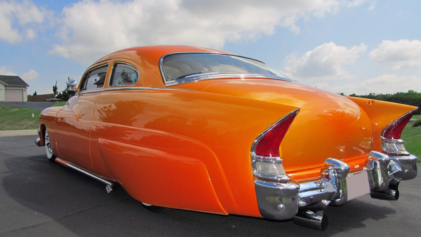 1951 Mercury  Coupe 350/330 HP, Automatic presented as lot S226 at St. Charles, IL 2011 - image3