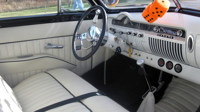 1951 Mercury  Coupe 350/330 HP, Automatic presented as lot S226 at St. Charles, IL 2011 - image4