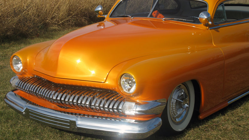 1951 Mercury  Coupe 350/330 HP, Automatic presented as lot S226 at St. Charles, IL 2011 - image8