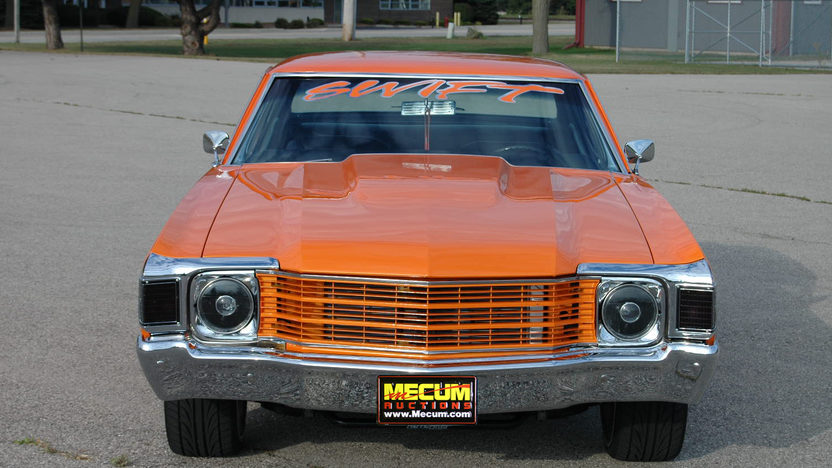 1972 Chevrolet Chevelle 660 HP, Automatic presented as lot S230 at St. Charles, IL 2011 - image5