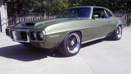 1969 Pontiac Firebird 428/465 HP, 5-Speed presented as lot S237 at St. Charles, IL 2011 - thumbail image2