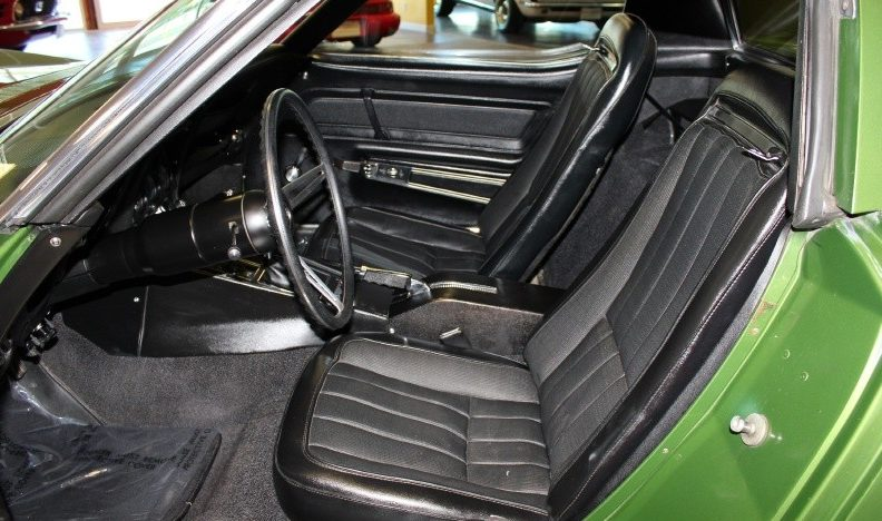 1972 Chevrolet Corvette 454 CI, 4-Speed presented as lot S78 at St. Charles, IL 2011 - image6