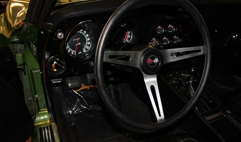 1972 Chevrolet Corvette 454 CI, 4-Speed presented as lot S78 at St. Charles, IL 2011 - image7