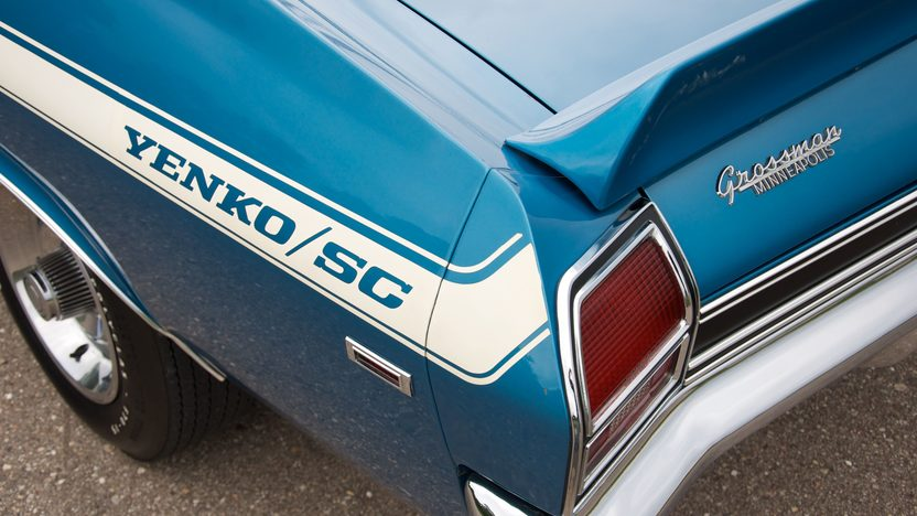 1969 Chevrolet Yenko Chevelle 427/425 HP, Automatic presented as lot S80 at St. Charles, IL 2011 - image10