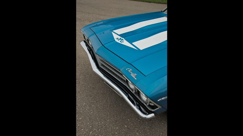 1969 Chevrolet Yenko Chevelle 427/425 HP, Automatic presented as lot S80 at St. Charles, IL 2011 - image12
