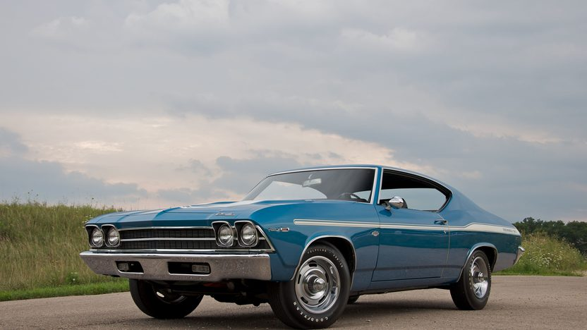 1969 Chevrolet Yenko Chevelle 427/425 HP, Automatic presented as lot S80 at St. Charles, IL 2011 - image2