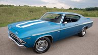 1969 Chevrolet Yenko Chevelle 427/425 HP, Automatic presented as lot S80 at St. Charles, IL 2011 - thumbail image4