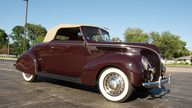 1938 Ford Cabriolet 85 CI presented as lot S84 at St. Charles, IL 2011 - thumbail image8