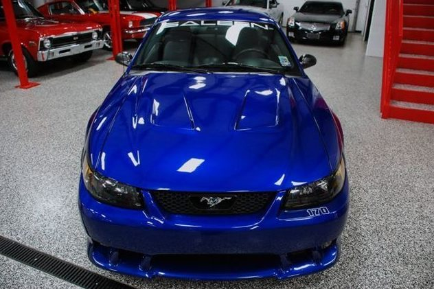 2003 Ford Mustang Saleen S281 4.6/365 HP, 5-Speed presented as lot S85 at St. Charles, IL 2011 - image2