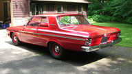 1963 Plymouth Belvedere Max Wedge 426/415 HP, 4-Speed presented as lot S95 at St. Charles, IL 2011 - thumbail image2