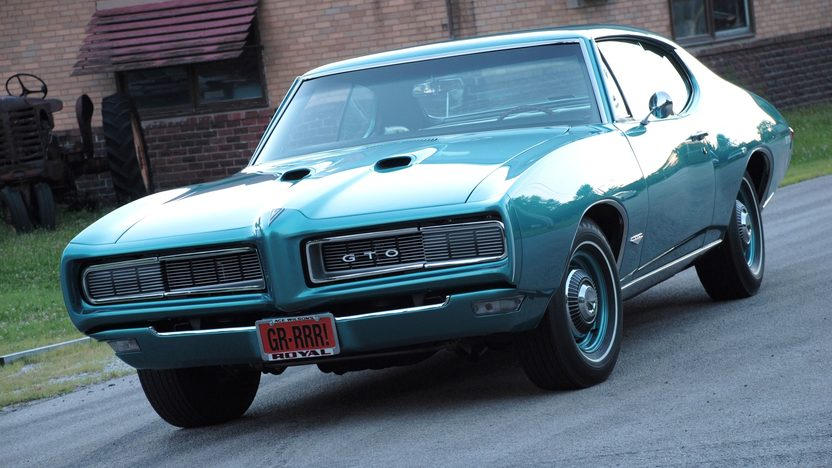 1968 Pontiac Royal Bobcat 428 GTO 428/425 HP, 4-Speed presented as lot S97 at St. Charles, IL 2011 - image12