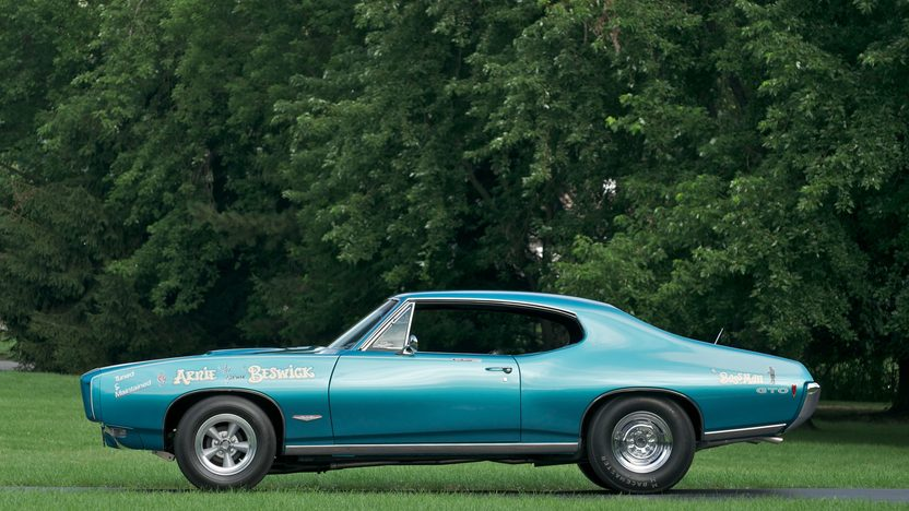 1968 Pontiac Royal Bobcat 428 GTO 428/425 HP, 4-Speed presented as lot S97 at St. Charles, IL 2011 - image9