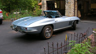 1966 Chevrolet Corvette Convertible 327/300 HP, 4-Speed presented as lot S98 at St. Charles, IL 2011 - thumbail image3