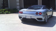 2001 Ferrari 360 Modena Spyder 3.6/400 HP, 6-Speed presented as lot S101 at St. Charles, IL 2011 - thumbail image3