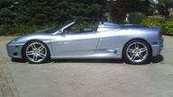2001 Ferrari 360 Modena Spyder 3.6/400 HP, 6-Speed presented as lot S101 at St. Charles, IL 2011 - thumbail image8