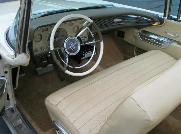 1959 Lincoln Mark IV Convertible 430/350 HP, Automatic presented as lot S118 at St. Charles, IL 2011 - image4
