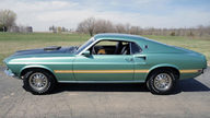 1969 Ford Mustang Mach 1 Factory Test Car 428 CI CJ, Automatic presented as lot S121 at St. Charles, IL 2011 - thumbail image12