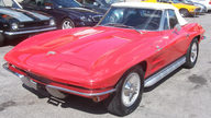 1964 Chevrolet Corvette Convertible presented as lot S122 at St. Charles, IL 2011 - thumbail image2