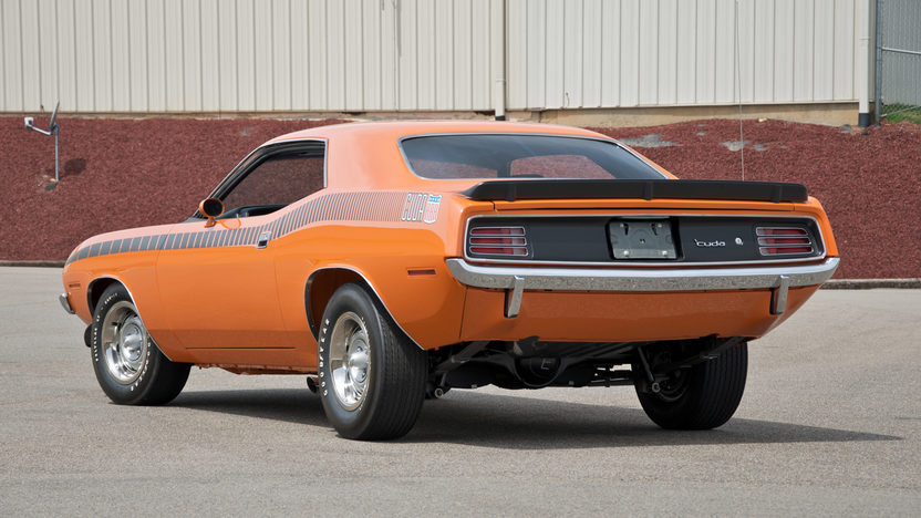 1970 Plymouth AAR Cuda 340 Six Pack, 4-Speed presented as lot S123 at St. Charles, IL 2011 - image2