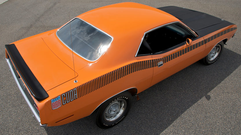 1970 Plymouth AAR Cuda 340 Six Pack, 4-Speed presented as lot S123 at St. Charles, IL 2011 - image3