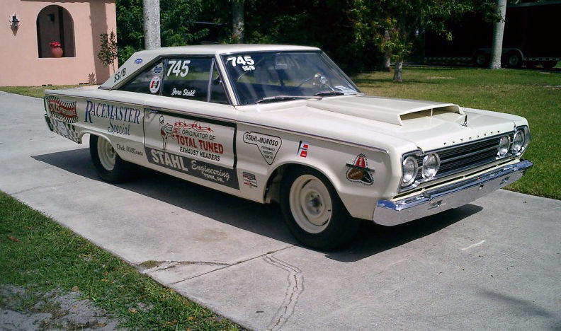 1967 Plymouth Hemi Belvedere Super Stock 426/425 HP, 4-Speed presented as lot S128 at St. Charles, IL 2011 - image11