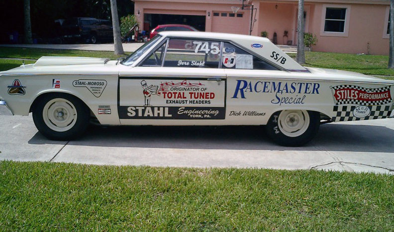 1967 Plymouth Hemi Belvedere Super Stock 426/425 HP, 4-Speed presented as lot S128 at St. Charles, IL 2011 - image3