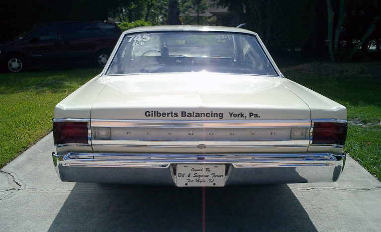 1967 Plymouth Hemi Belvedere Super Stock 426/425 HP, 4-Speed presented as lot S128 at St. Charles, IL 2011 - image5