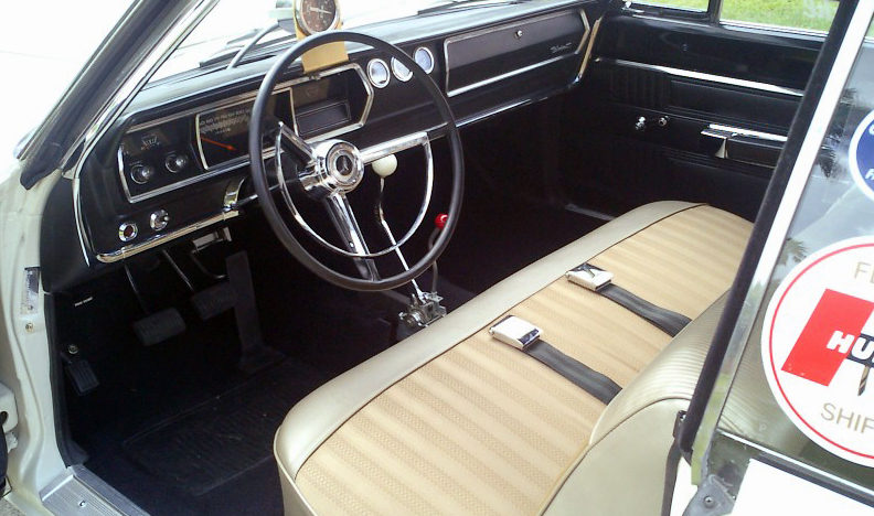 1967 Plymouth Hemi Belvedere Super Stock 426/425 HP, 4-Speed presented as lot S128 at St. Charles, IL 2011 - image6