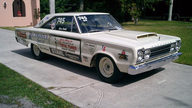 1967 Plymouth Hemi Belvedere Super Stock 426/425 HP, 4-Speed presented as lot S128 at St. Charles, IL 2011 - thumbail image11