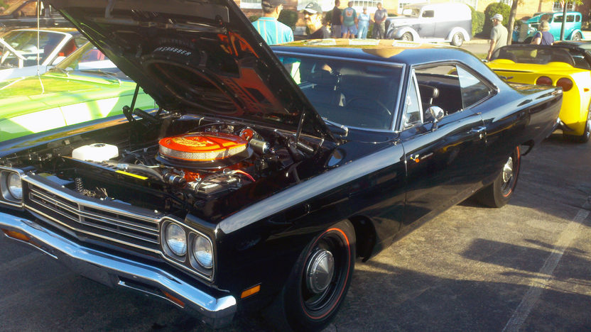 1969 Plymouth Hemi Road Runner 426 CI, 4-Speed presented as lot S141 at St. Charles, IL 2011 - image6