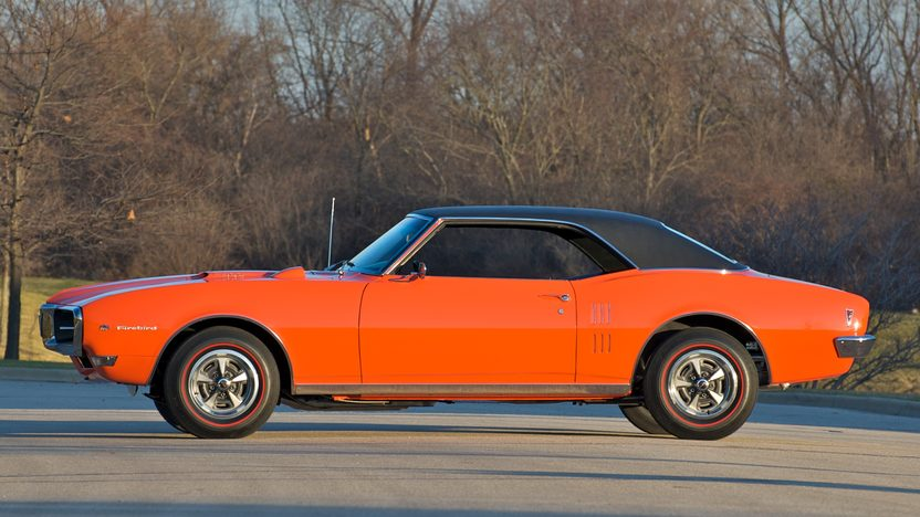 1968 Pontiac Firebird Coupe 400/335 HP, Automatic presented as lot S144 at St. Charles, IL 2011 - image8