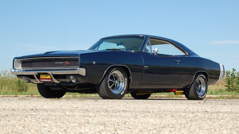 1968 Dodge Hemi Charger R/T 2-Door Hardtop 426/465 HP, 4-Speed presented as lot S146 at St. Charles, IL 2011 - image11