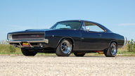 1968 Dodge Hemi Charger R/T 2-Door Hardtop 426/465 HP, 4-Speed presented as lot S146 at St. Charles, IL 2011 - thumbail image11